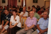 Aqvital FC Csákvár, szurkolói összejövetel